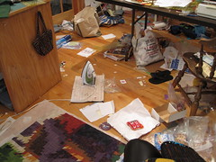 aye caramba! what a mess!