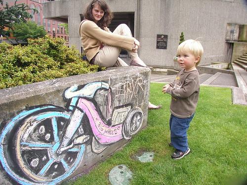 RR's Bigwheel with Maximilian