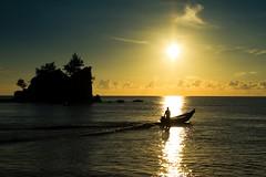 Kemasik Beach - Silhouette