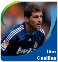 Pictures of Iker Casillas!