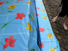 portas do sol (*L) Tags: pessoas pattern lisboa ps toalha turista arraial portasdosol