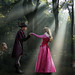 """Once Upon A Dream"" • Princess Aurora & Prince Phillip"