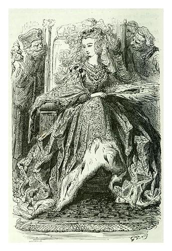 002-La bella Imperia-Les contes drolatiques…1881- Honoré de Balzac-Ilustraciones Doré