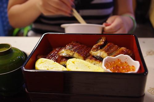 Food at Osaka & Kyoto