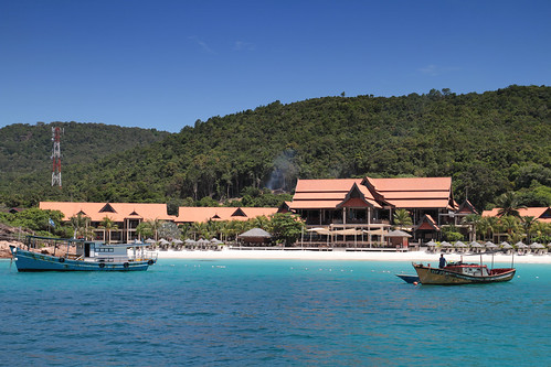 honeymoon-Redang Island