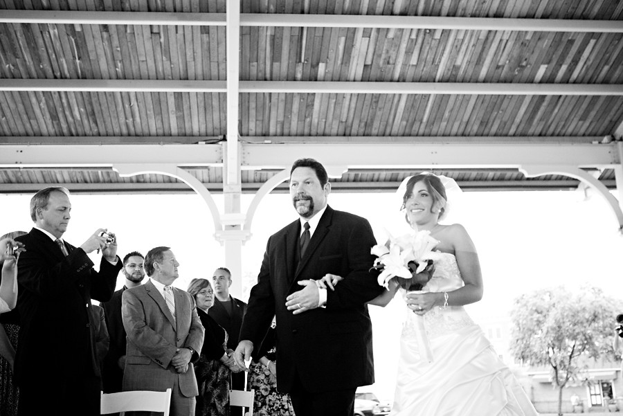 Sylvette and Nate Wedding~ Old Town Manassas, VA