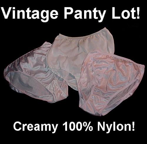 vintage panty galleries