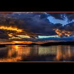 Sunset - Klädesholmen