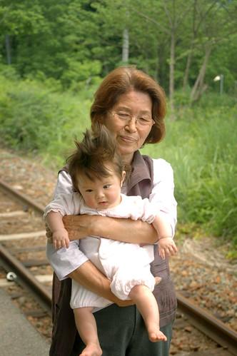 Mona & Grandma