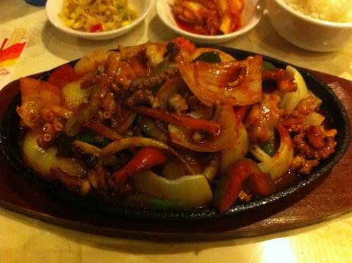 Hasil gambar untuk masakan gurita