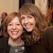 Janice Kamenir-Reznik with Monica Rosenthal