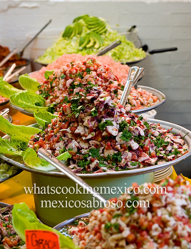 Tostadas Coyoacan