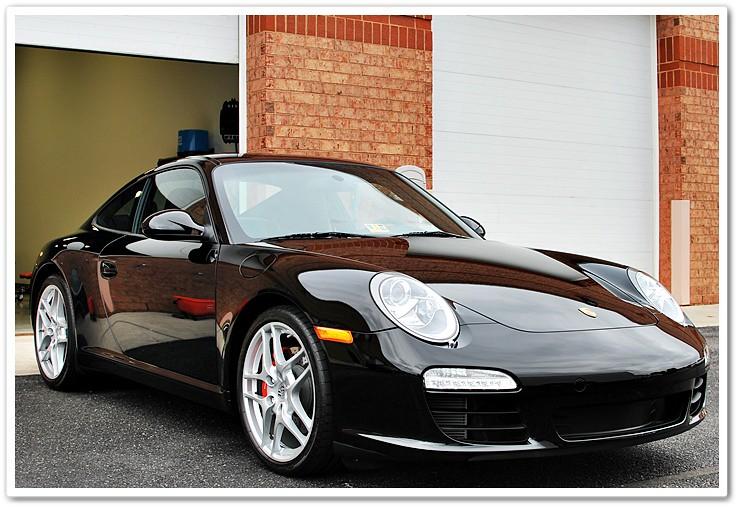 DJ Mayo Studios Porsche