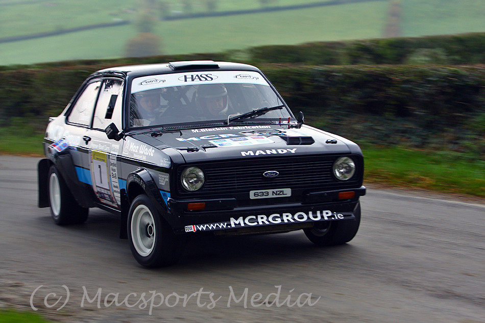 Donegal Harvest Stages Rally -- Motorsports in photography-on-the ...
