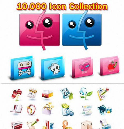 10.000 Icons Excellent Collection