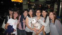 2010 PLG 十月慶生 (nk@flickr) Tags: dog pet friend heather katherine betty cathy mindy yoko meimei 46173mm 20101015