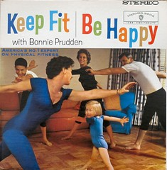 Exercise LP's 1950's - 1980's