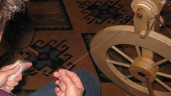 silk spinning 2