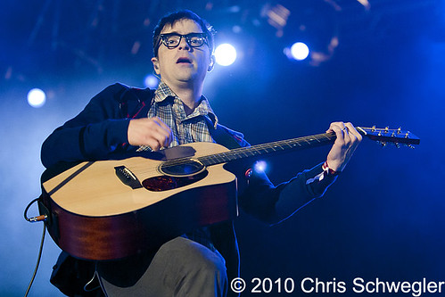 Weezer - 10-29-10 - Voodoo Festival, City Park, New Orleans, LA