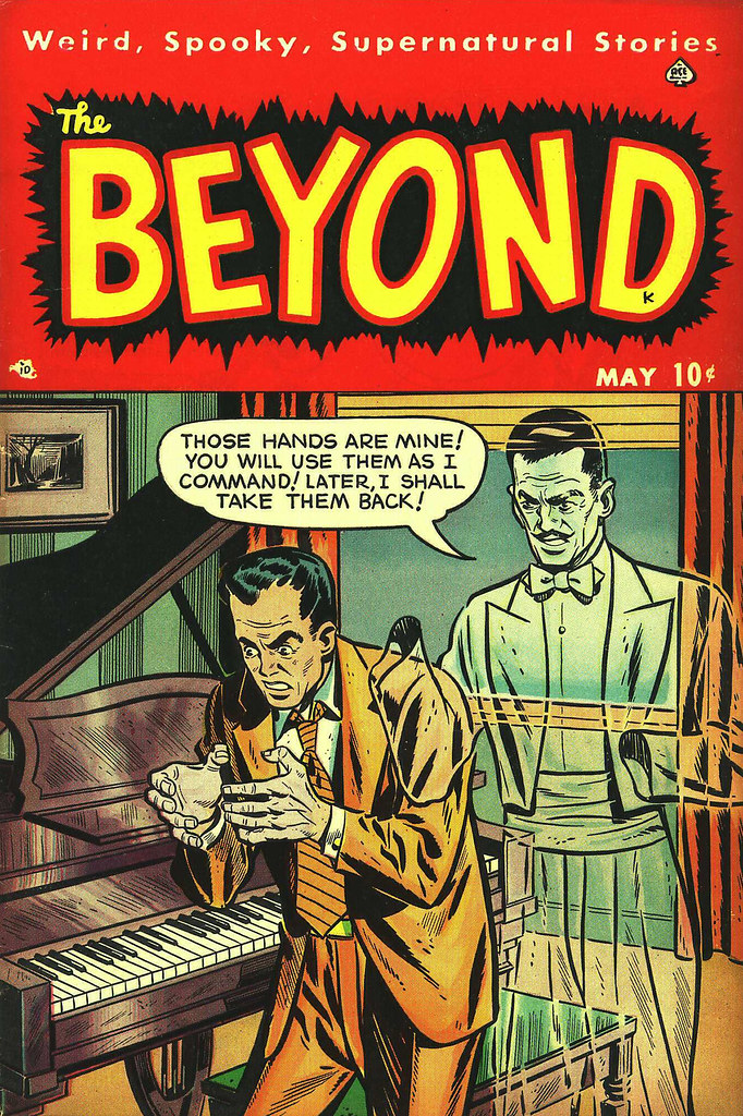 The Beyond #4 (Ace, 1951)