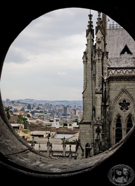 Circular View Of Quito