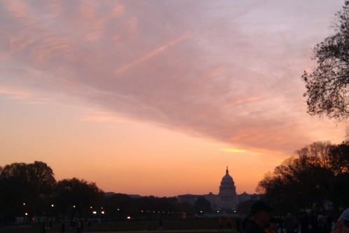 Capitol Building 10/31/10, dawn