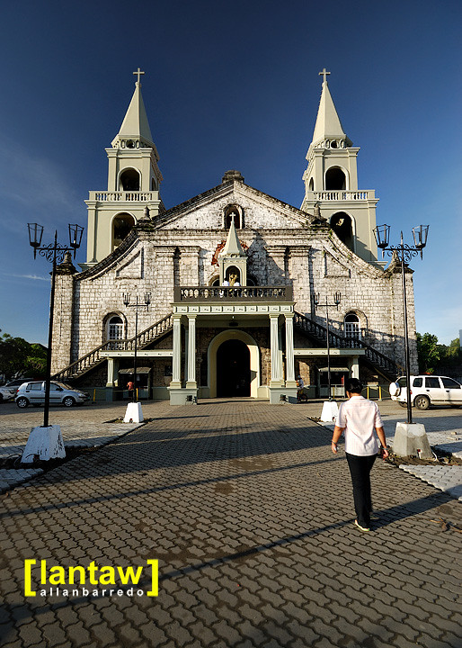 Jaro Cathedral New front yard