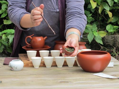 お茶lesson2