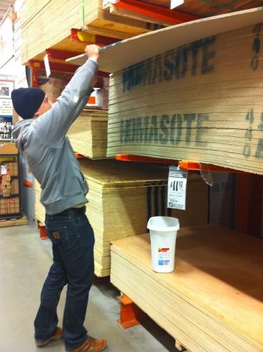 How to Make a Homasote Bulletin Board » Decor Adventures