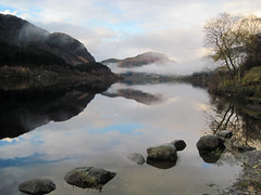 """Loch Lubnaig (nz_willowherb) Tags: reflections see scotland tour visit loch trossachs layby lubnaig to"""" """"go"""
