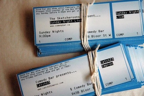 comedy bar tickets
