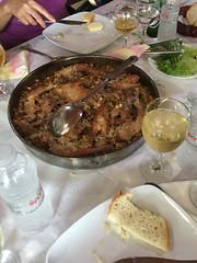 Lunch - Bar Restorant Lisi (wjshawiii) Tags: albania barrestorantlisi fier food lunch