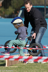 Kids races (Biker Jun) Tags: 2017 july melbourne packerparkvelodrome cycling cyclocross trackcycling velodrome carnegie victoria australia