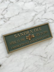 Sandra Dee (katerz1) Tags: fone forestlawnhollywoodhills