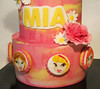 Winx Cake (Passione: Cupcakes!) Tags: winx cake cakedesign cakedecoration winxcake biscuits decoratedbiscuits cookies decoratedcookies winxcookies