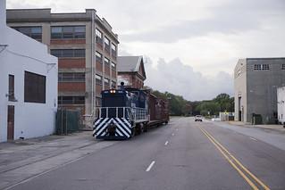 Naval Base Street Running