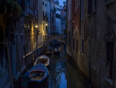 Venice , evening