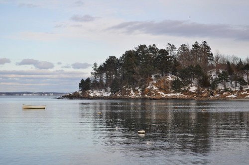 Brown's Island December