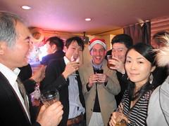 パーティの写真