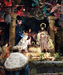 A King is Born! (Puzzler4879) Tags: christmas manger bethlehem soe nativity babyjesus holyfamily shootingstar christmasstory birthofchrist beautifulshot superphotographer heartawards a580 canona580 canonpowershota580 powershota580 dragonflyawards saintmarkromancatholicchurch adorationofthechristtree saintmarkparish