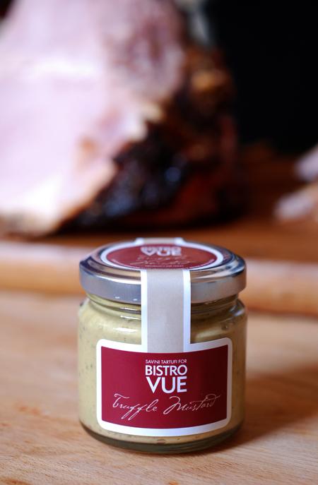 truffle mustard© by Haalo