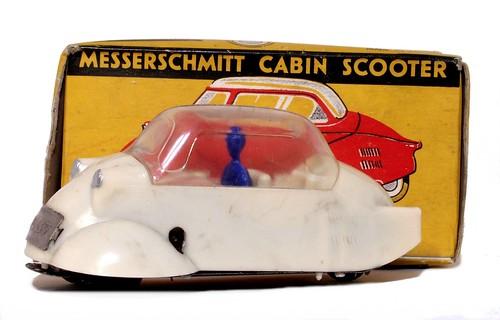 Lincoln Messerschmitt