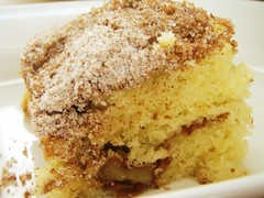 sour cream cinnamon coffee cake (cook's illustrated) - 09