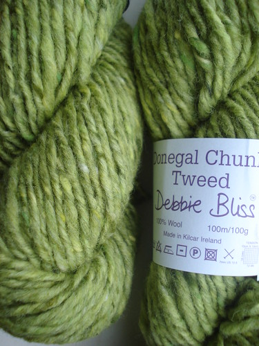 Chunky tweed - debbie bliss