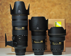 Nikon Nano coating F2.8 family (perahia) Tags: new happy nikon year nikkor nano 70200 2010 70200mm 2470mm 2470 1424  1424mm