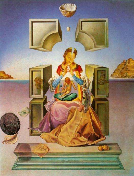 The Madonna of Port Lligat