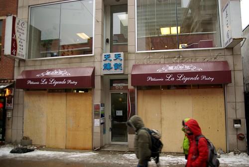 Pâtisserie chinoise La Légende - Quartier Chinois / Chinatown Montréal