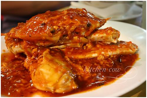 Makansutra Chili Crabs