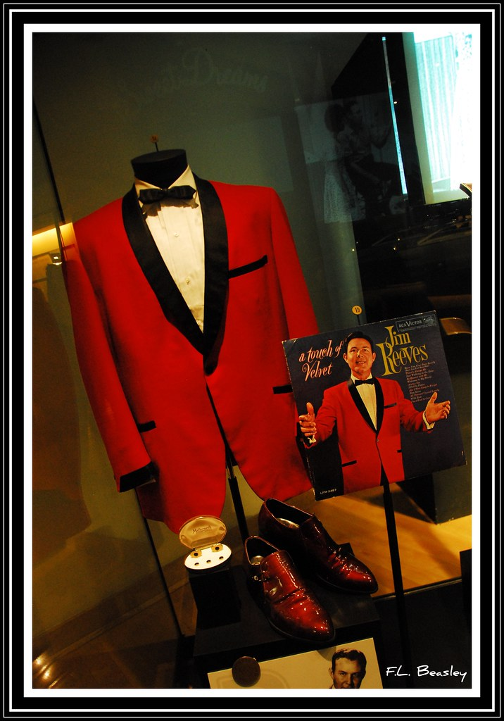 Jim Reeves - Country Music Hall of Fame