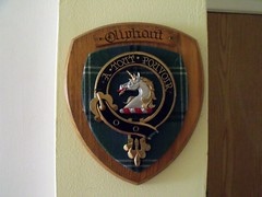 Oliphant Family Crest